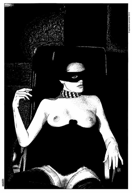 Apollonia Saintclair© - Le commandement II