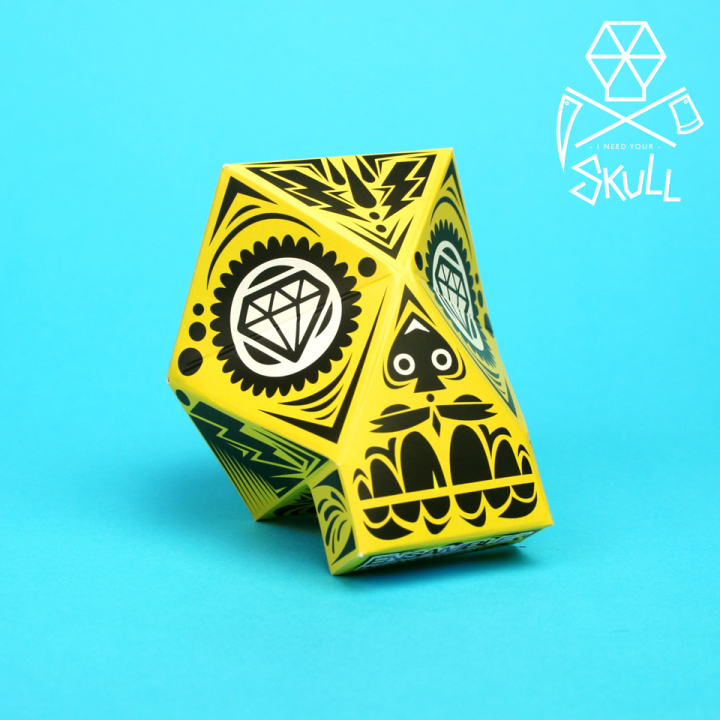 Paper Toy Proyecto Ensamble