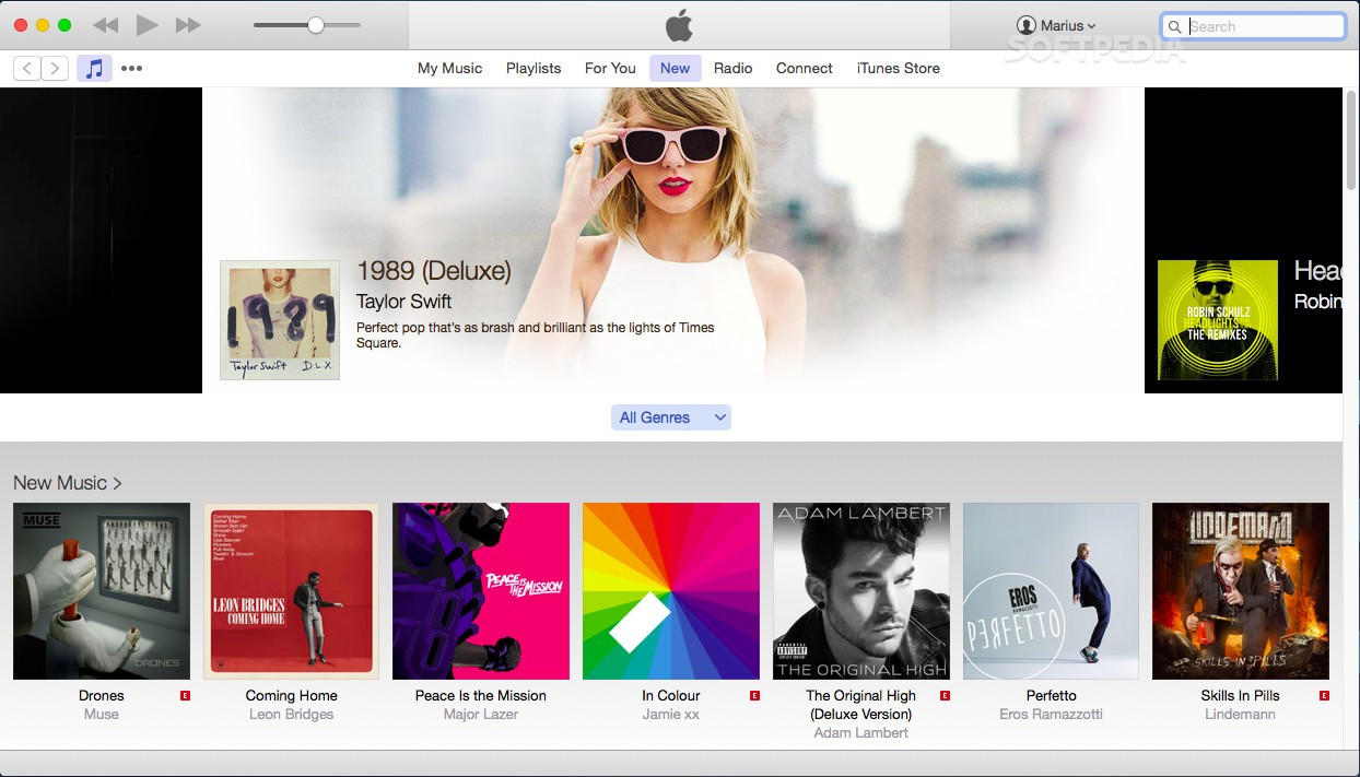 Apple Releases iTunes 12.2 with Apple Music and Beats 1 ...