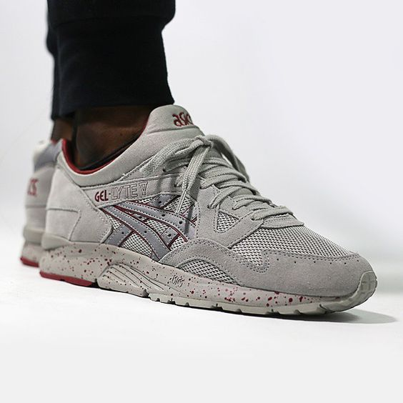Asics Gel Lyte V Night Shade.